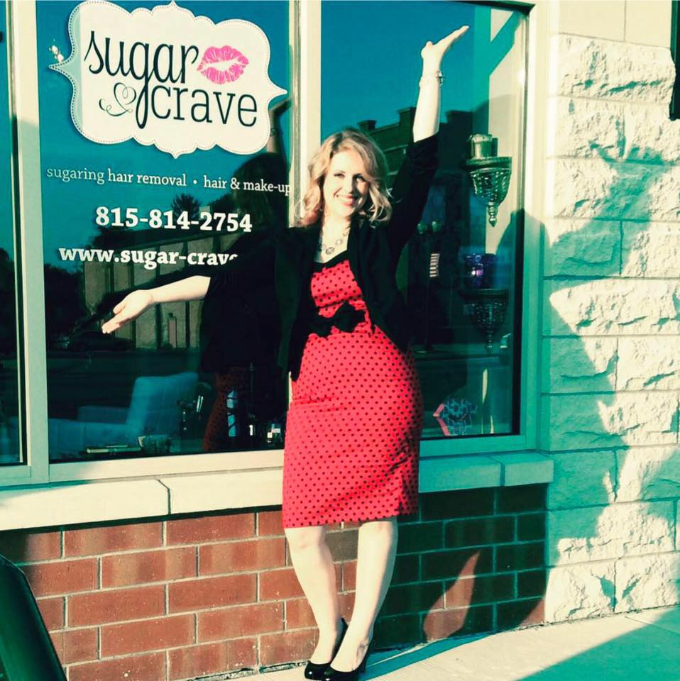 Jenny from Sugar Crave